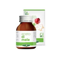 ACETO DI MELE – alleato delle diete dimagranti. Favorisce la digestione. Indicato contro le allergie – 60 capsule