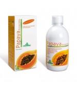 PAPAYA FERMENTATA – La star del momento è la Papaya! Fonte naturale di antiossidanti, arricchita con succo di Noni – 500 ml