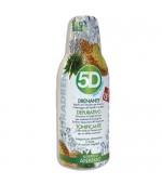 5D DEPURADREN ANANAS – Bevanda tonica che favorisce l'eliminazione dei liquidi in eccesso e la riduzione del gonfiore  - 500 ml