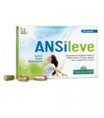 ANSILEVE - indicato in caso di depressione, ansia, nervosismo e stress. Aiuta in caso di insonnia e mal di testa - 30 capsule
