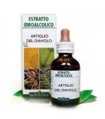 ESTRATTO IDROALCOLICO ARTIGLIO DEL DIAVOLO - utile per artriti, reumatismi e artrosi. - 50 ml