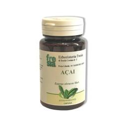ACAI – Fonte naturale di polifenoli. Aumenta le difese dell'organismo e rallenta l'invecchiamento. – 60 capsule