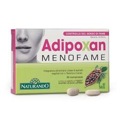 ADIPOXAN MENOFAME – Riduce gli attacchi di fame, accelera il metabolismo e riporta il buonumore - 30 compresse