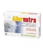 ALLER NUTRA - Integratore che riduce i sintomi allergici e rinforza le naturali difese dell'organismo - 30 compresse