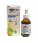 ALLERGY PLUS GOCCE – Per prevenire e contrastare i sintomi legati ad allergie. Dona benessere alle prime vie respiratorie – 50 ml