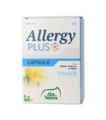 ALLERGY PLUS - rimedio di emergenza per le allergie. Dona benessere alle prime vie respiratorie - 60 capsule