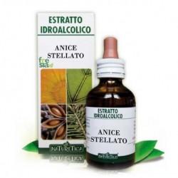 ESTRATTO IDROALCOLICO DI ANICE STELLATO – Favorisce la digestione, contrasta l'influenza e la cellulite - 50 ml