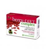 BERRY-DIET COMPLEX - Favorisce l'equilibrio del peso corporeo e aiuta a mantenere sotto controllo il senso di fame - 30 compresse