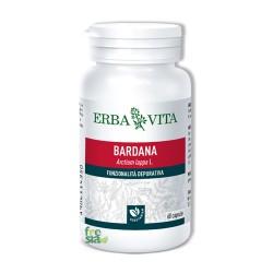 BARDANA – Eccezionale depurativo per fegato, reni e pelle. Abbassa il colesterolo alto – 60 capsule