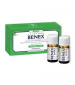 BENEX BEVIBILE - Favorisce la corretta funzionalità del microcircolo e apporta benessere alle gambe - 10 flaconcini
