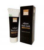 Raihuen – BLACK MASK: maschera viso purificante al carbone vegetale- 50 ml