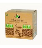 CHOCOZEN LINEA ZEN LOVESPRESSO – Bevanda solubile al gusto di cioccolato unito alle proprietà dello Zenzero – 10 bustine