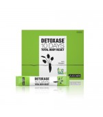 DETOXASE 10 DAYS TOTAL BODY RESET – Percorso depurativo in 10 giorni. Allontana le tossine metaboliche - 10 stick-pack