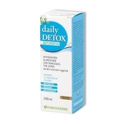DAILY DETOX - Il depurativo dall'effetto diuretico e purificante. Elimina le scorie e favorisce la perdita di peso - 200 ml