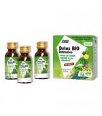 DETOX BIO INTENSIVO – Eccellente depurativo e antiossidante. Protegge fegato e pelle – 3 x 20 ml