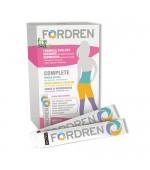 FORDREN COMPLETE – Prodotto indicato per pancia, gambe, cosce e glutei. Contrasta la cellulite e ripara il microcircolo – 25 stick-pack