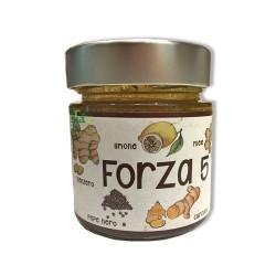 FORZA 5 – Combinazione di 5 super ingredienti naturali per il massimo del benessere – 250 ml