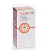 GELLULE MIGLIORIN - Per il benessere dei tuoi capelli. Contrasta la caduta e la comparsa di capelli bianchi - 90 gellule