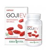 GOJI EV – Superfrutto indicato per rinforzare le naturali difese e contrastare l'invecchiamento cellulare – 60 capsule