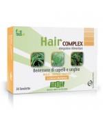 HAIR COMPLEX – Prodotto completo capelli e unghie con funzione ricostituente e di sostegno - 30 tavolette