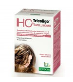 HC+ CAPELLI DONNA TRICOLIGO – Mantiene in salute i capelli, conferisce forza e contrasta la caduta - 40 compresse