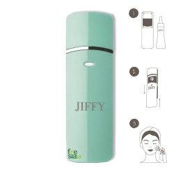JIFFY - Il dispositivo cosmetico di ultima generazione. Il nuovo modo di coccolare il tuo viso