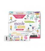 MOVE & SLIM IODIO FREE - Sostiene il metabolismo e potenzia gli effetti dimagranti di qualsiasi attività fisica - 25 stick-pack