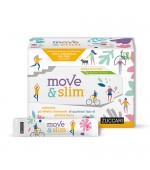 MOVE & SLIM – Sostiene il metabolismo energetico e potenzia gli effetti dimagranti di qualsiasi attività fisica - 25 stick-pack