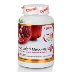 NEO CUORE DI MELOGRANO PLUS – Abbassa colesterolo e trigliceridi. Mantiene il cuore in salute – 90 compresse
