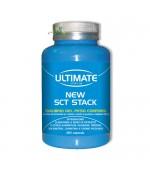 NEW SCT STACK – Stimola il metabolismo, riduce gli attacchi di fame e contribuisce a mantenere il peso forma – 120 Capsule