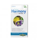 NEW HARMONY MENO ANSIA - Efficace antidepressivo e sedativo. Utile contro gli attacchi di panico - 60 capsule