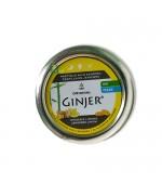 ORIGINAL GINJER e LIMONE PASTILLE – Caramelle Zenzero e Limone. Promuovono la digestione e allontanano la nausea – 40 g