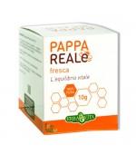 PAPPA REALE FRESCA PURA AL 100% – Un prezioso alimento rinvigorente offre energia e alza le difese - 10 g