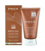 Payot – Les solaires – LAIT PROTECTEUR ANTI-AGE AUX EXTRAITS DE TOURNESOL SPF 20 – 150 ml