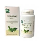 PESO STOP BURN GREEN THERMOGENIC FORMULA – L'azione mirata contro il grasso in eccesso – 80 compresse