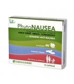 PHYTONAUSEA – La soluzione naturale al senso di nausea dovuto a disturbi del viaggio, terapie e gravidanza - 15 capsule