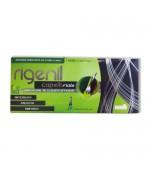 RIGENIL CAPELLI FIALE - Fiale base idroalcolica per uso esterno ideale per conferire un aspetto sano al cuoio capelluto - 10 fiale da 8 ml