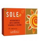 SOLE VIT – Un concentrato di vitamine e minerali per un'abbronzatura naturale, dorata e veloce - 30 Compresse