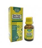 TEA TREE REMEDY – L'originale olio di Tea tree australiano con un contenuto in principi attivi superiore al 38% - 25 ml