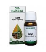 OLIO ESSENZIALE DI TIMO – Potente antibatterico: migliora la respirazione e favorisce le naturali difese dell'organismo – 10 ml