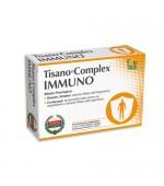 TISANO COMPLEX IMMUNO –  Complesso immunomodulante che rinforza il sistema immunitario  - 30 Compresse