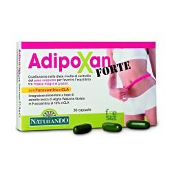ADIPOXAN FORTE – Un'azione intensiva rivolta a controllare il peso corporeo e ritrovare la linea - 30 capsule