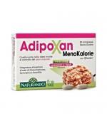 ADIPOXAN MENOKALORIE – Regola l'assorbimento di grassi e carboidrati. Allontana gli attacchi di fame - 30 compresse