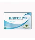 ALEGRATE 250 – aiuta a supportare e a rafforzare il sistema nervoso, calma e riduce stress e ansia – 30 compresse