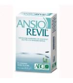 ANSIO REVIL – Contrasta gli stati d'ansia e combatte l'insonnia riportando il giusto benessere - 30 compresse