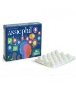 ANSIOPHIL – utile in caso di stress, ansia, sbalzi d'umore e difficile concentrazione. Aiuta a riposare meglio – 15 compresse