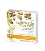 CAFFE' VERDE SLIM-FIZZ gusto pesca – Accelera il metabolismo e riduce l'assorbimento di grassi e zuccheri - 20 Compresse effervescenti