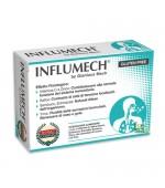 INFLUMECH – Stimola le naturali difese e migliora l'attività del sistema immunitario. Dona benessere a naso e gola - 14 Compresse
