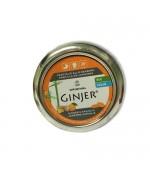 ORIGINAL GINJER PASTILLE – Deliziose caramelle allo Zenzero gusto arancia. Favorisce la digestione e contrasta la nausea – 40 g