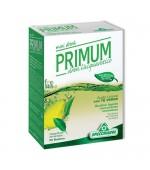 MINI DRINK PRIMUM IL DEPURATIVO GUSTO LIMONE – favorisce la depurazione e il drenaggio dei liquidi - 15 bustine monodose